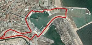 Plano Circuito Urbano F1