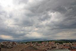 Panorámica Girona